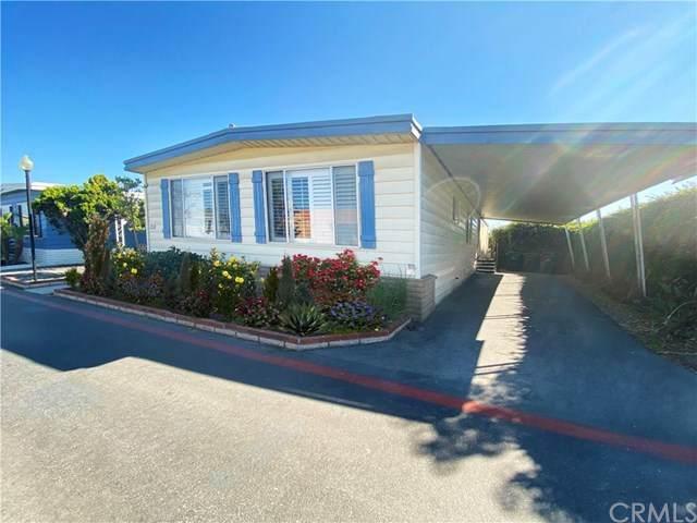 20701 Beach Boulevard N #218, Huntington Beach, CA 92648 (#OC20215147) :: Steele Canyon Realty
