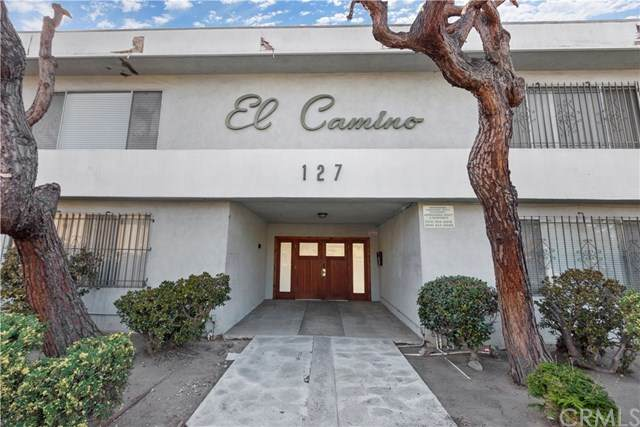 127 N Eucalyptus Avenue #13, Inglewood, CA 90301 (#DW20226538) :: The Results Group