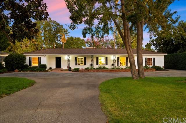 314 N Old Ranch Road, Arcadia, CA 91007 (#AR20227974) :: The Miller Group