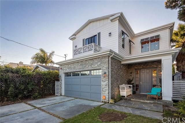 1405 Oak Avenue, Manhattan Beach, CA 90266 (#SB20231748) :: Bathurst Coastal Properties