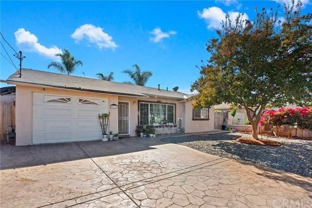 528 Tatum Street, Vista, CA 92083 (#SW20232418) :: American Real Estate List & Sell