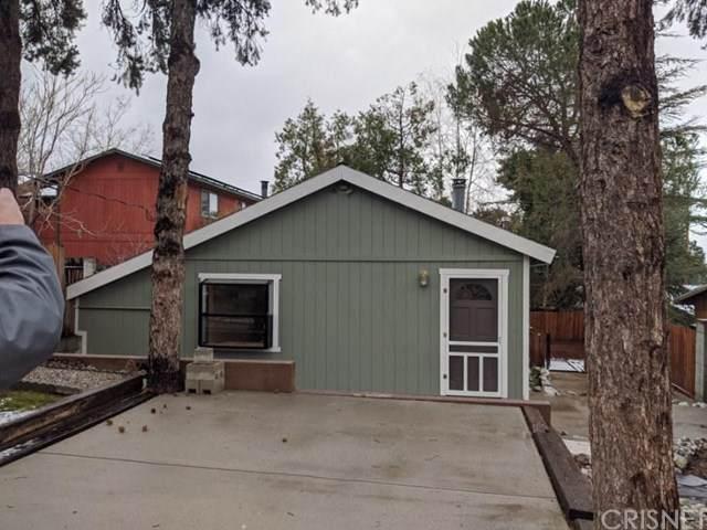 916 Snedden Way, Frazier Park, CA 93225 (#SR20233986) :: Crudo & Associates