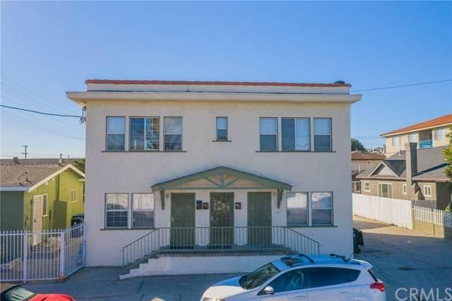 617 W 15th Street, San Pedro, CA 90731 (#PW20236231) :: Compass
