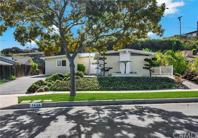 5026 Kingspine Road, Rolling Hills Estates, CA 90274 (#SB20236769) :: Go Gabby