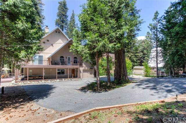 1221 Highway 41, Fish Camp, CA 93623 (#FR20239759) :: Twiss Realty