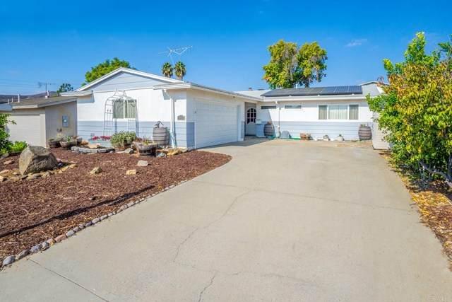 10436 Nate Way, Santee, CA 92071 (#PTP2001588) :: American Real Estate List & Sell