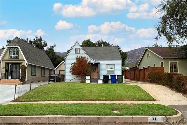 71 W Harriet Street, Altadena, CA 91001 (#CV20244222) :: Bathurst Coastal Properties