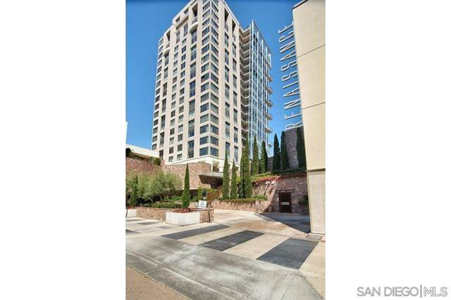 645 Front Street #305, San Diego, CA 92101 (#200052379) :: Twiss Realty