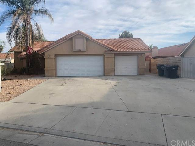 1535 Tabor Hill Court, San Jacinto, CA 92583 (#SW20245157) :: RE/MAX Empire Properties