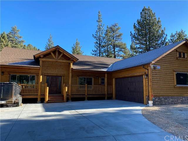 205 Starvation Flats Road, Big Bear, CA 92315 (#IV20245254) :: Crudo & Associates