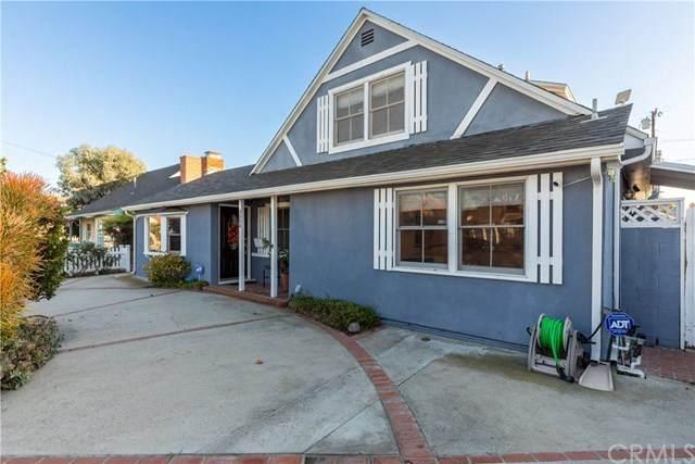 3808 W 181st Street, Torrance, CA 90504 (#SB20243980) :: Compass