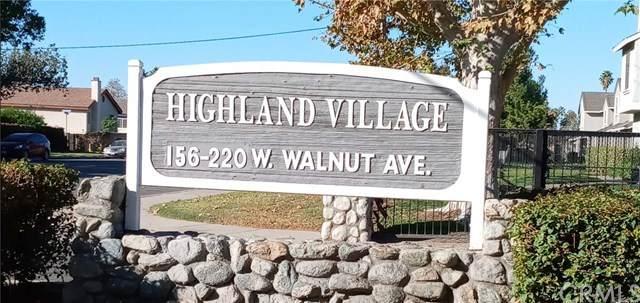 208 W. Walnut Ave.Unit A, Rialto, CA 92376 (#PW20249912) :: Steele Canyon Realty