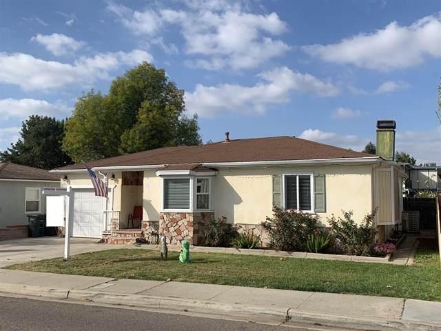7560 Normal Ave., La Mesa, CA 91941 (#NDP2003163) :: The Alvarado Brothers
