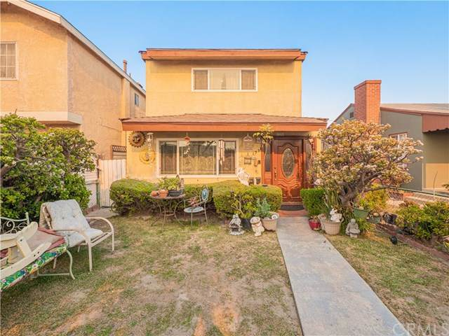1331 W 32nd Street, Long Beach, CA 90810 (#RS20251310) :: American Real Estate List & Sell