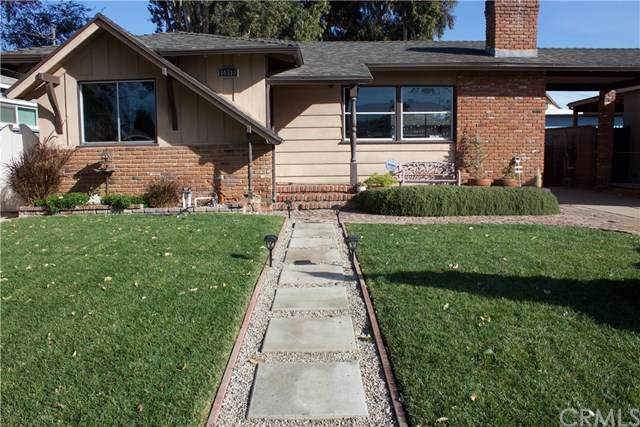14810 S Kingsley Drive, Gardena, CA 90247 (#SB20250446) :: The Results Group