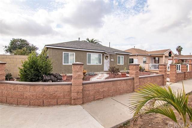 542 E 224th Street, Carson, CA 90745 (#SB20254198) :: Bob Kelly Team