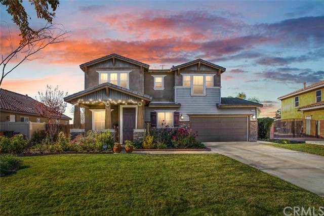 1134 Hazelwood Avenue, Mentone, CA 92359 (#IV20260232) :: Compass