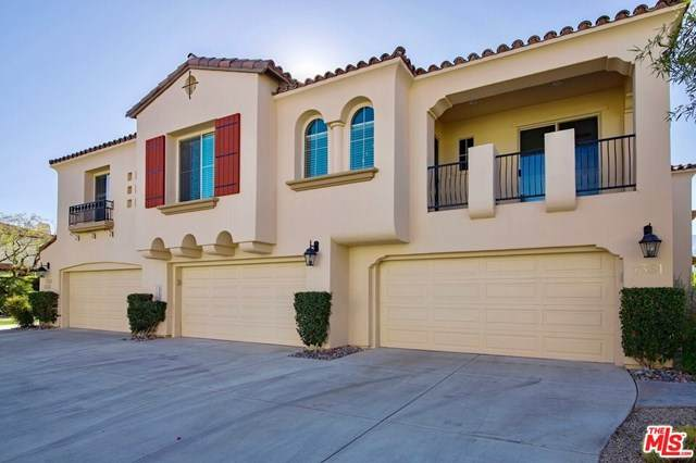 1369 S Yermo Drive #46, Palm Springs, CA 92262 (#20672386) :: Team Forss Realty Group
