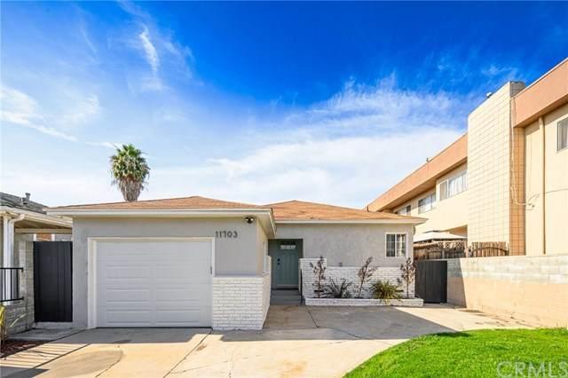 11703 Eucalyptus Avenue, Hawthorne, CA 90250 (#DW20257036) :: Zutila, Inc.