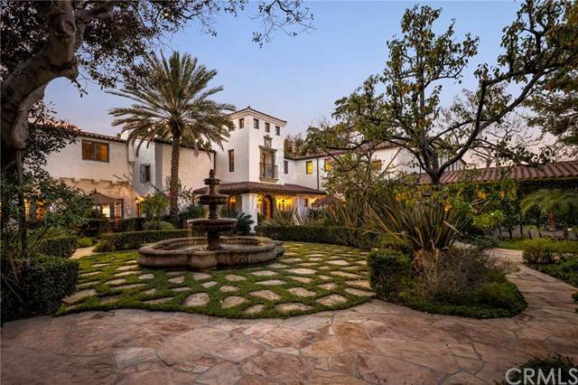909 Via Coronel, Palos Verdes Estates, CA 90274 (#PV21000196) :: Go Gabby