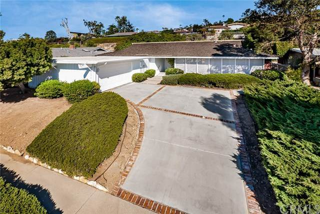30310 Via Victoria, Rancho Palos Verdes, CA 90275 (#OC20242380) :: Team Forss Realty Group