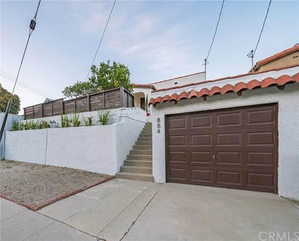 884 W 21st Street, San Pedro, CA 90731 (#OC21003235) :: The Alvarado Brothers