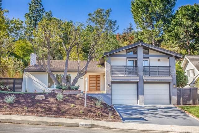 4141 Ellenita Avenue, Tarzana, CA 91356 (#SR21004449) :: Bob Kelly Team