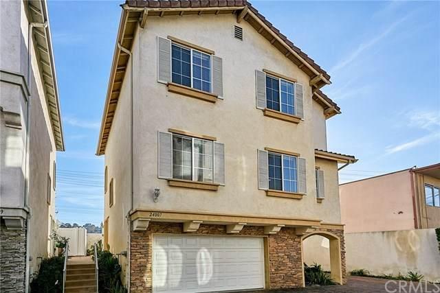 24007 Los Codona Avenue, Torrance, CA 90505 (#DW21005316) :: Millman Team