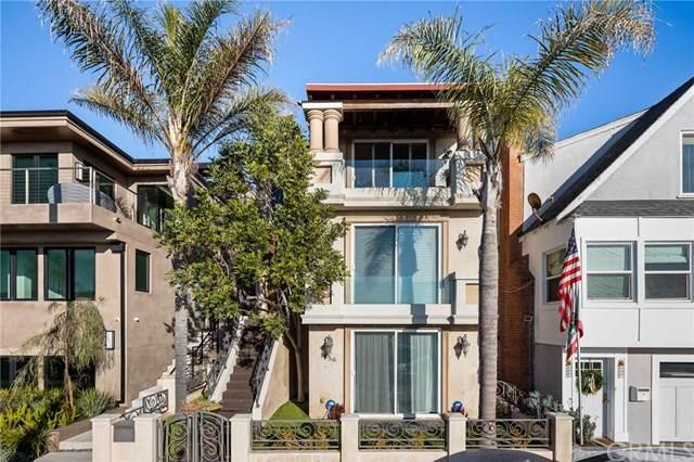 1656 Manhattan Avenue, Hermosa Beach, CA 90254 (#SB21001680) :: Team Forss Realty Group