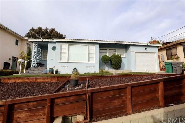 825 Duncan Place, Manhattan Beach, CA 90266 (#SB21007707) :: Re/Max Top Producers