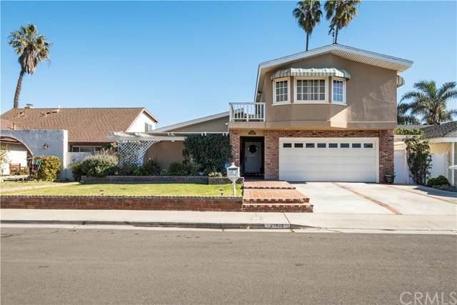 21922 Summer Circle, Huntington Beach, CA 92646 (#OC21007807) :: Team Tami