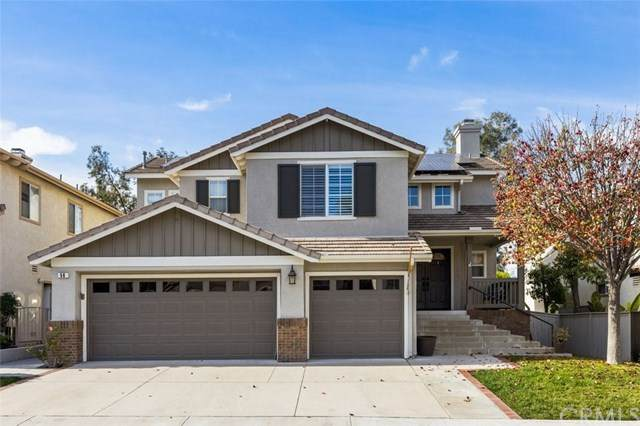 56 Castletree, Rancho Santa Margarita, CA 92688 (#OC21007872) :: Veronica Encinas Team