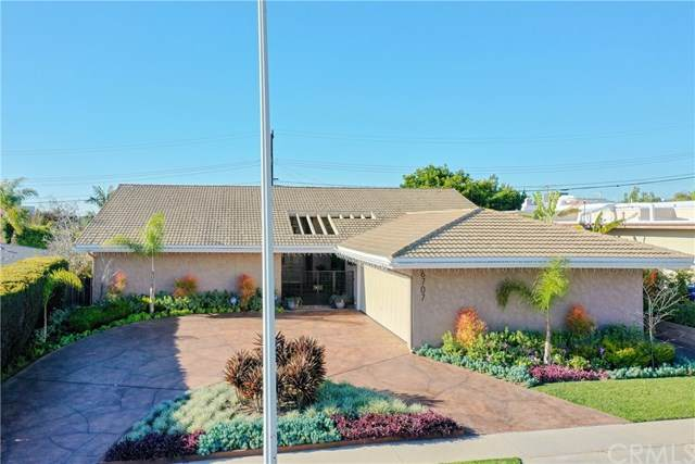 6707 S Halm Avenue, Ladera Heights, CA 90056 (#SB21007614) :: The Results Group