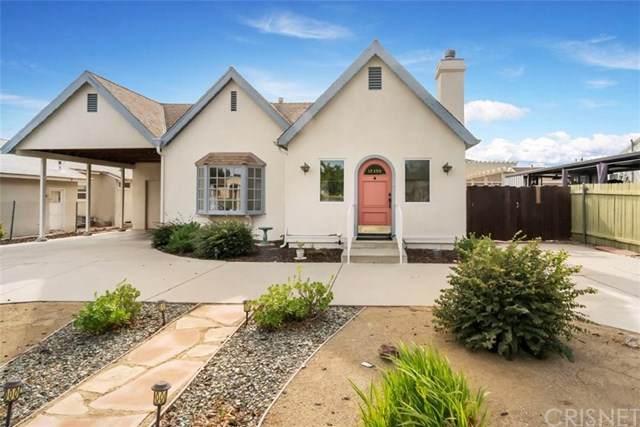 17350 Ludlow Street, Granada Hills, CA 91344 (#SR21007771) :: Compass