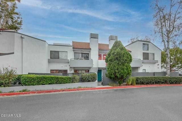 1174 Tivoli Lane #190, Simi Valley, CA 93065 (#221000181) :: Millman Team