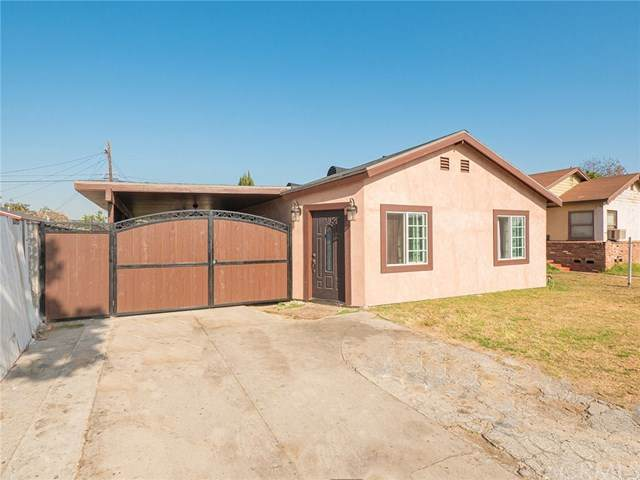 4113 E San Marcus Street, Compton, CA 90221 (#DW21006593) :: Team Tami