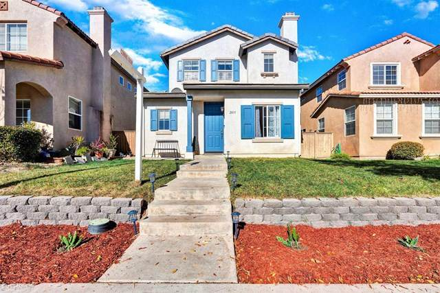 2015 Parker Mountain Road, Chula Vista, CA 91913 (#PTP2100258) :: Realty ONE Group Empire