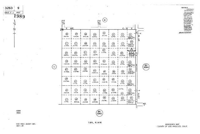 0 Vac/110 Stw/Vic Avenue E10, Antelope Acres, CA 93536 (#CV21008150) :: RE/MAX Masters