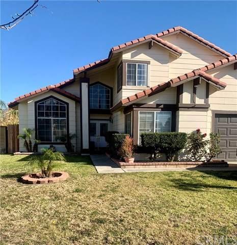 1564 W Tudor Street, Rialto, CA 92377 (#CV21008224) :: American Real Estate List & Sell
