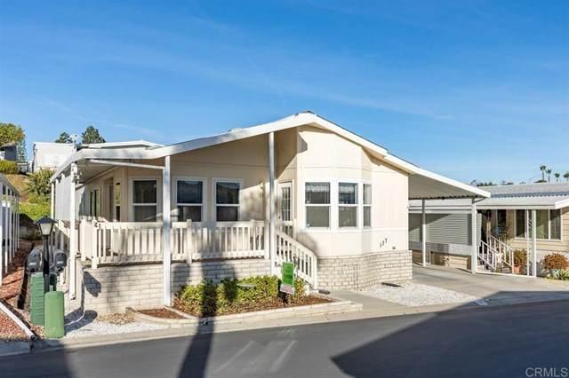3535 Linda Vista Drive #137, San Marcos, CA 92078 (#NDP2100447) :: The DeBonis Team