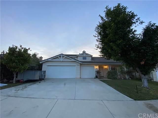 13878 Buckskin Trail Drive, Corona, CA 92883 (#SW21007535) :: Compass