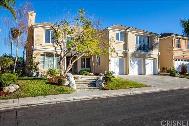 7612 Carmenita Lane, West Hills, CA 91304 (#SR21008392) :: Bob Kelly Team