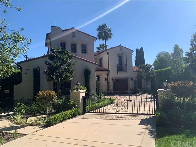 238 W Naomi Avenue, Arcadia, CA 91007 (#TR21008378) :: The DeBonis Team