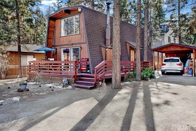 2058 4th Lane, Big Bear, CA 92314 (#PW21007004) :: Realty ONE Group Empire