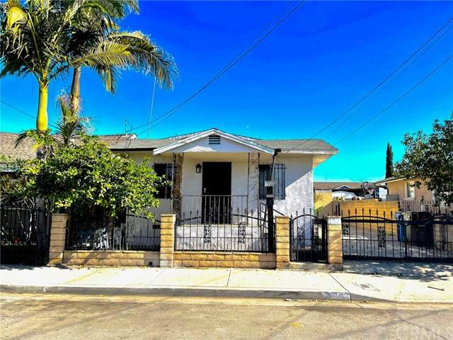 162 N Record Avenue, East Los Angeles, CA 90063 (#MB21011967) :: Bob Kelly Team