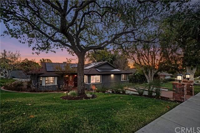 334 E Sierra Madre Avenue, Glendora, CA 91741 (#CV21011849) :: Compass