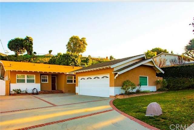 2002 Redondela Drive, Rancho Palos Verdes, CA 90275 (#SB21012375) :: The Bhagat Group