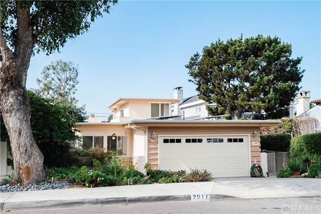 2917 Palm Avenue, Manhattan Beach, CA 90266 (#SB21012550) :: The Bhagat Group