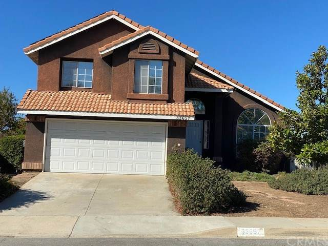 33657 View Crest Drive, Wildomar, CA 92595 (#SW21012537) :: Team Forss Realty Group