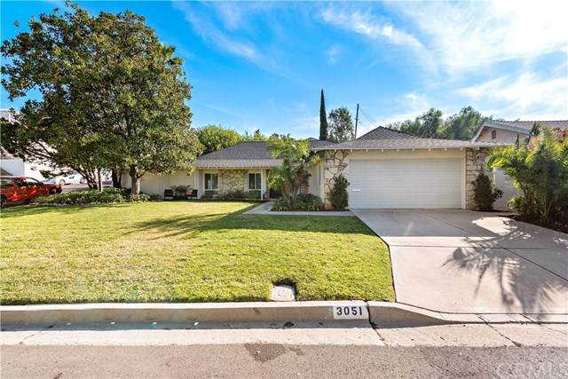 3051 N Ranchview Drive, Orange, CA 92865 (#PW21013193) :: Millman Team